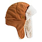 Carhartt® Sherpa Lined Bubba Hat in Brown