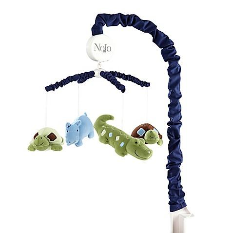 Nojo 174 Alligator Blues Musical Mobile Buybuy Baby
