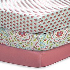 the peanut gia mix u0026 match fitted - Crib Sheets
