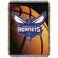 NBA Charlotte Hornets Tapestry Throw Blanket
