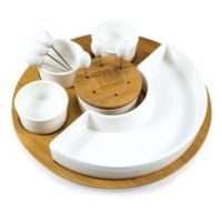 Picnic Time® NFL New York Giants Symphony Appetizer Set