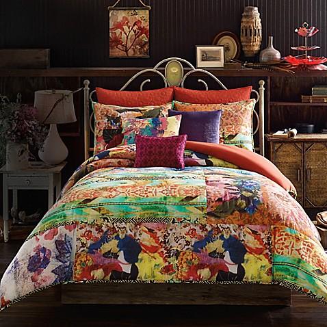 Tracy Porter Poetic Wanderlust Willow Reversible Comforter Set Bed Bath Beyond