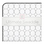 SwaddleDesigns® Mod Circles Ultimate Swaddle Sterling