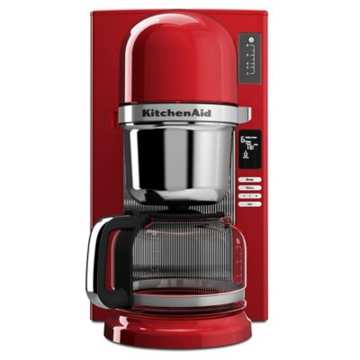 Buy Red Kitchenaid Coffee Maker From Bed Bath Amp Beyond