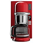 KitchenAid® 8-Cup Custom Pour-Over Brewer in Red