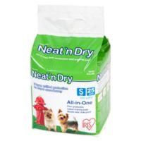 IRIS USA Neat 'n Dry™ 25-Pack Small Floor Protection and Training Pads