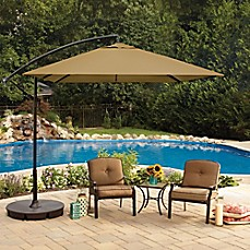 Wonderful 8 Foot Square Cantilever Umbrella