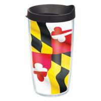 Tervis® Maryland Flag 16 oz. Wrap Tumbler with Lid