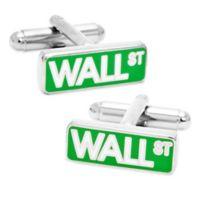 Wall Street Cufflinks