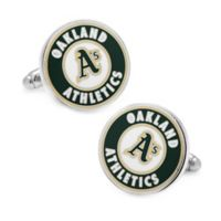 MLB Oakland Athletics Cufflinks