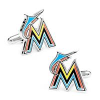 MLB Miami Marlins Cufflinks