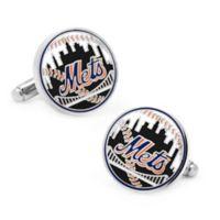 MLB New York Mets Cufflinks