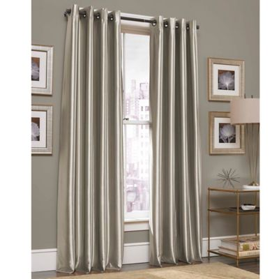 Curtains Ideas 86 inch curtain panels : Buy Silver Curtains from Bed Bath & Beyond