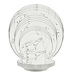 Noritake® Birchwood 20-Piece Dinnerware Setting