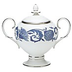 Noritake® Sonnet in Blue Covered Sugar Bowl