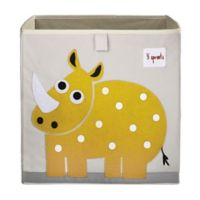 3 Sprouts Storage Box in Rhino