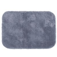Wamsutta® Duet 17-Inch x 24-Inch Bath Rug in Slate
