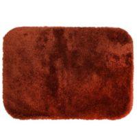 Wamsutta® Duet 17-Inch x 24-Inch Bath Rug in Brick