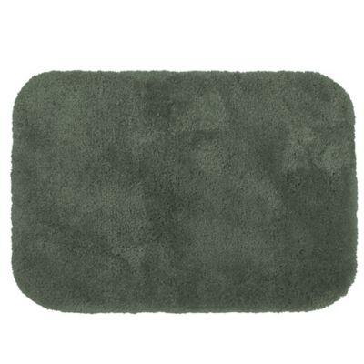 Wamsutta® Duet 17 Inch X 24 Inch Bath Rug In Sage