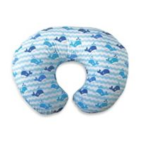 Boppy® Infant Feeding/Support Pillow with Whale Watch Slipcover