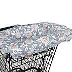 Balboa Baby® Shopping Cart and High Chair Cover in Grey Dahlia