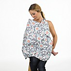 Balboa Baby® Nursing Cover in Grey Dahlia