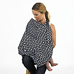 Balboa Baby® Nursing Cover in Black Lattice