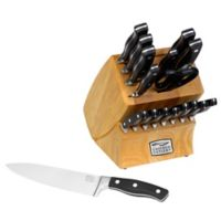 Chicago Cutlery Insignia II 18-Piece Knife Block Set
