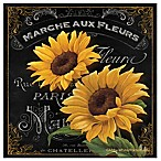 Thirstystone® Square Occasions Marchie Aux Fleurs Coaster