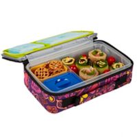 Fit & Fresh® Bento Lunch Box Kit in Purple