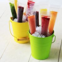 Zipzicle® Ice Pop Molds (Set of 18)