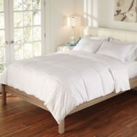 Brookstone® Outlast® Temperature-Regulating Twin Comforter