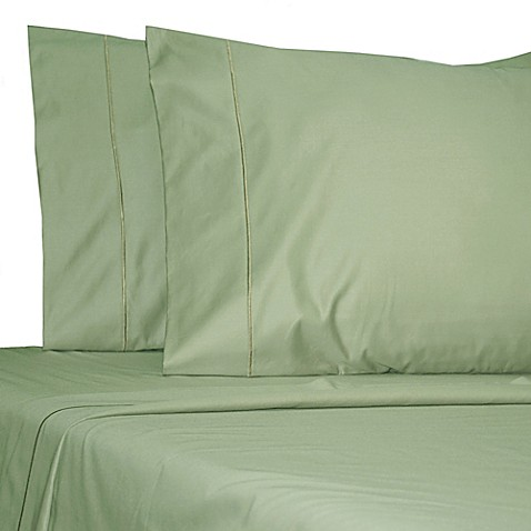 Buy Damask Solid 500 Thread Count Egyptian Cotton Olympic