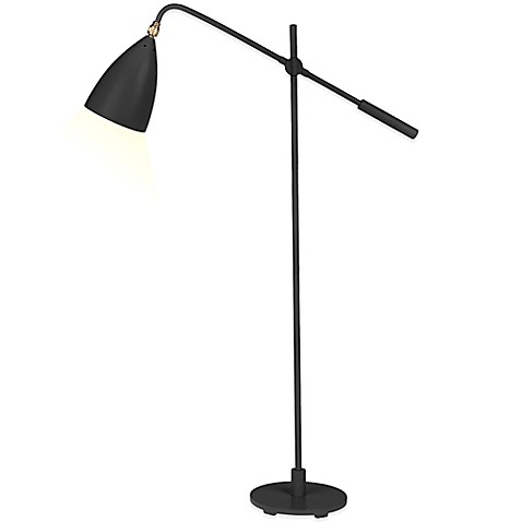 Kenneth cole reaction home counterbalance floor lamp bed bath beyond kenneth cole reaction home counterbalance floor lamp aloadofball Image collections