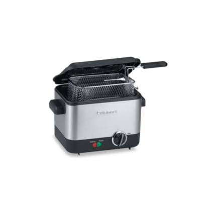 Cuisinart 174 Mini Deep Fryer Bed Bath Amp Beyond