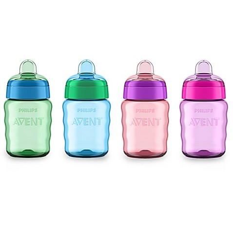 Philips Avent 2 Pack 9 Oz My Easy Sippy Cup Bed Bath