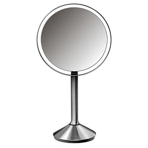 Simplehuman 174 6 5 Inch Sensor Mirror Bed Bath Amp Beyond