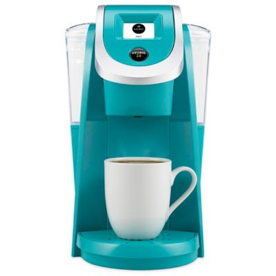 buy turquoise small appliances from bed bath & beyond