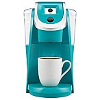 Keurig® 2.0 K250 Plus Series Coffee Brewing System in Turquoise