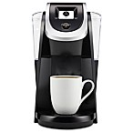 Keurig® 2.0 K250 Plus Series Coffee Brewing System in Black