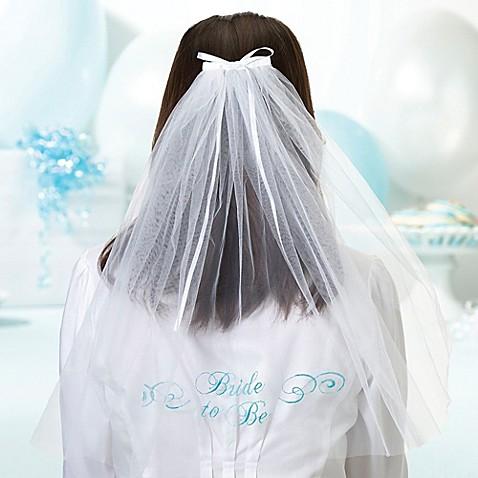 Lillian Rose Bride To Be Veil Bed Bath Beyond