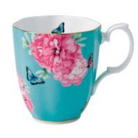 Royal Albert Vintage Friendship Mug in Turquoise