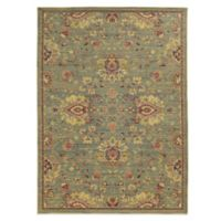 Tommy Bahama® Cabana Collection Traditional Green 5-Foot 3-Inch x 7-Foot 6-Inch Rug
