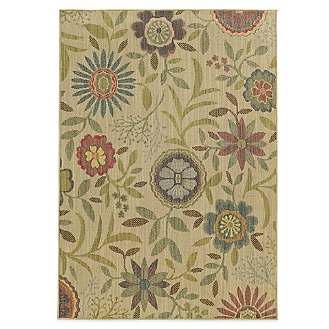 Tommy Bahama 174 Cabana Collection Floral Rug Bed Bath Amp Beyond