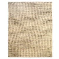Feizy Chevron 2-Foot x 3-Foot Rug in Green