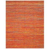 Feizy Zambezi 2-Foot x 3-Foot Rug in Orange/Multi