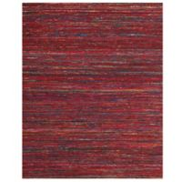 Feizy Zambezi 2-Foot x 3-Foot Rug in Red/Multi
