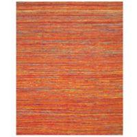 Feizy Zambezi 5-Foot x 8-Foot Rug in Orange/Multi