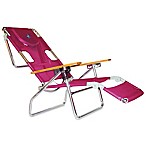 Ostrich 3N1  Beach Chair in Pink