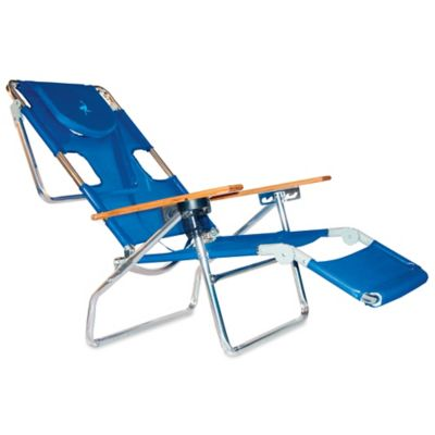 Ostrich 3N1 Beach Chair in Blue/White  sc 1 st  Bed Bath u0026 Beyond & Buy Adjustable Beach Chair from Bed Bath u0026 Beyond islam-shia.org
